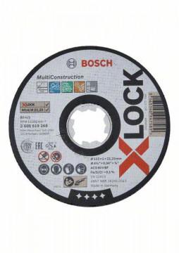 Bosch Ploché řezné kotouče Multi Material systému…