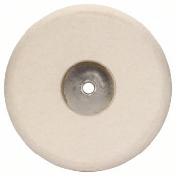 Plstěný lešticí kotouč se závitem M 14; 180 mm…