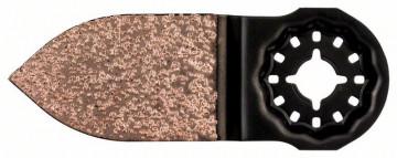 Karbidový ponorný pilový list stvrdokovovými zrny RIFF AVZ 32 RT4 32 x 50 mm BOSCH 2608662611
