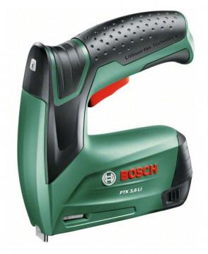Bosch PTK 3,6 LI Akumulátorová sponkovačka…