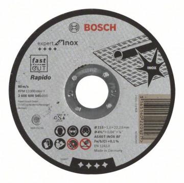 Bosch Rezacie kotúče Expert for Inox 2608600545