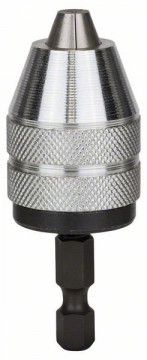 """Rychloupínací sklíčidla do 10 mm D = 1,5–13 mm; A = 1/4"""" (vnější šestihran) BOSCH 2608572072"""