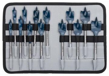 Bosch Súpravy plochých frézovacích vrtákov Self…