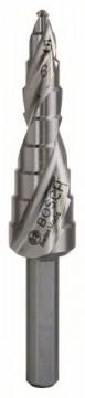 Stupňovité vrtáky HSS-TiN - 4 - 20 mm, 8,0 mm, 70…