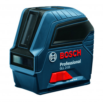 Čiarový laser Bosch GLL 2-10 0601063L00