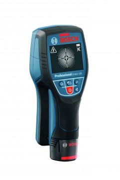 Detektory Bosch Wallscanner D-tect 120