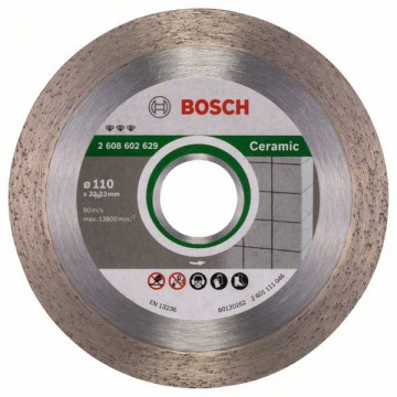 BOSCH Diamantový deliaci kotúč Best for Ceramic -…