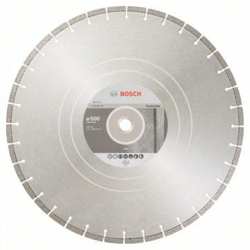 Diamantový dělicí kotouč Standard for Concrete 500 x 25,40 x 3,6 x 10 mm BOSCH 2608602712