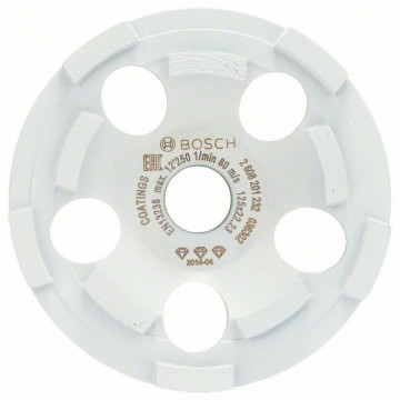 Diamantový hrncový kotouč Best for Protective Coating 125 x 22,23 x 4,5 mm BOSCH 2608201232
