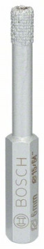 Diamantový vrták pro vrtání za sucha Standard for Ceramics; 14 x 33 mm BOSCH 2608580895