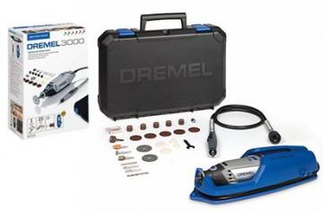 Dremel 3000 Series EZ Wrap case 3000JS F0133000JS