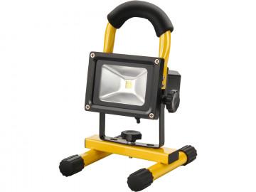EXTOL LIGHT Reflektor LED, nabíjecí s podstavcem…