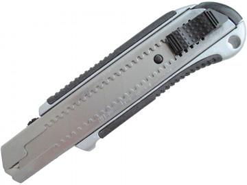 EXTOL PREMIUM nůž ulamovací kovový s kovovou…