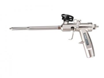 EXTOL PREMIUM pištoľ na PU penu celokovová