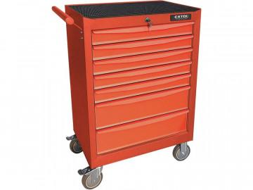 EXTOL PREMIUM vozík na náradie, rozmer vozíku 680x460x1020mm