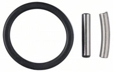 Fixační sada: upevňovací kolík agumový kroužek 5 mm, 25 mm BOSCH F00Y145204