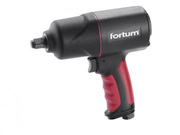 """FORTUM Uťahovák rázový, 1/2"""", 880 Nm"""