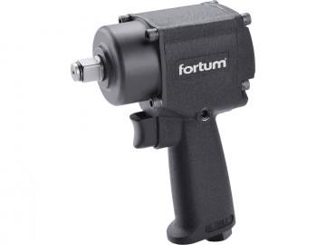 """FORTUM MINI Uťahovák rázový, 1/2 """", 610 Nm"""