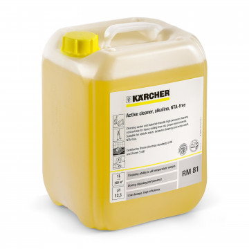Karcher Aktivní čistič RM 81, alkalický, bez NTA, 200 l