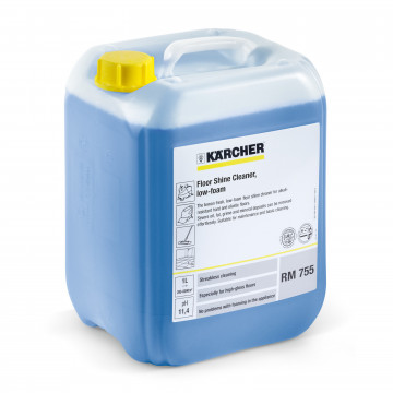 Karcher Floor gloss cleaner cleaning agents 755, 2.5 l
