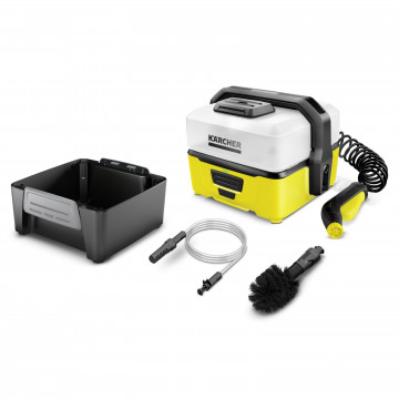 Kärcher mobilný tlakový čistič OC 3 Adventure box