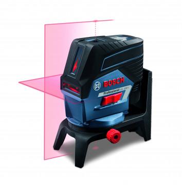 Křížový laser + otočný držák + nástěnný držák + L-Boxx BOSCH GCL 2-50 C + RM2 + BM 3 clip + L-Boxx 136 0601066G03