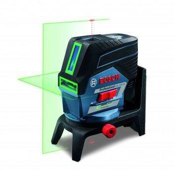 Křížový laser + otočný držák + L-Boxx BOSCH GCL 2-50 CG + RM 2 + L-Boxx 136 0601066H00