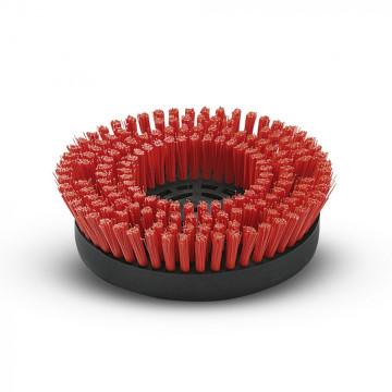 Karcher Kotoučový kartáč, střední, červený, 170 mm