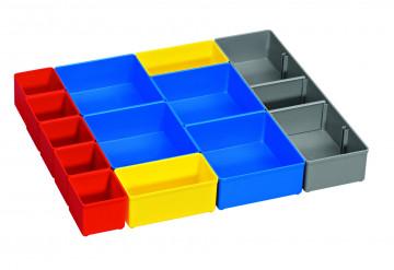 12dílná sada pořadačů pro i-Boxx 53 BOSCH i-Boxx 53 inset box set 12 pcs PROFESSIONAL 1600A001S5