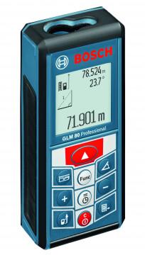 Laserový dálkoměr BOSCH GLM 80 Professional 0601072300