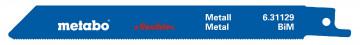 METABO - 2 plátky pro pily ocasky, kov, classic…
