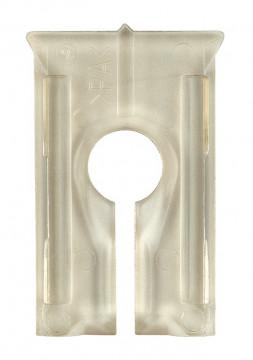 METABO - 3 ochranné destičky proti otřepu pro přímočaré pily