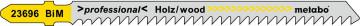 "METABO - 5 PLÁTKŮ PRO PŘÍMOČARÉ PILY ""CLEAN WOOD PREMIUM"" 91/ 3,0 MM - 623696000"