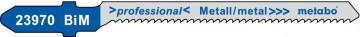 "METABO - 5 PLÁTKŮ PRO PŘÍMOČARÉ PILY ""METAL PREMIUM"" 57/ 1,5 MM - 623970000"