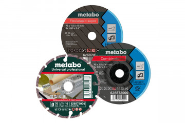 Metabo Startovací sada Ø 76 mm