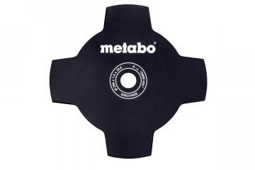 Metabo Nůž na trávu, 4 mušky - pro vyžínač 628433000