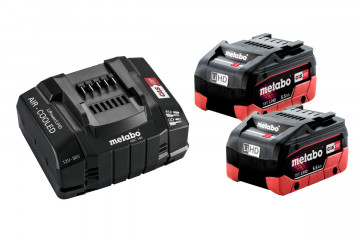 Metabo Sada akumulátorů 2x LIHD 5.5 AH SE 685190000