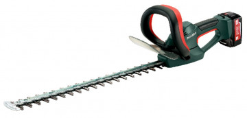 Metabo Aku nůžky na živý plot AHS18-55V 2x4Ah