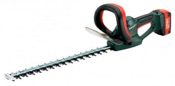 Aku nůžky na živý plot METABO AHS 36 V - 2x1,5 Ah 602177860