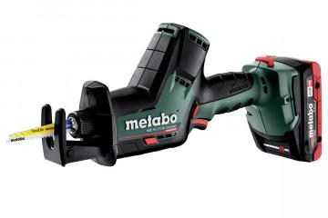Metabo SSE 18 LTX BL COMPACT Akumulátorová pila ocaska 602366800