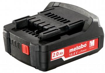 METABO - Akumulátorový článek 14,4 V, 2,0 Ah, Li-Power