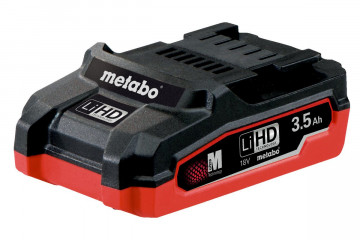 METABO Akumulátorový článek LiHD 18 V – 3,5 Ah (625346000)