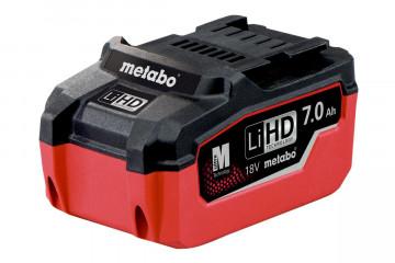 METABO Akumulátorový článek LiHD 18 V – 7,0 Ah (625345000)