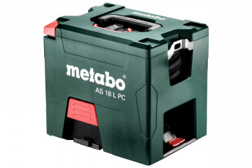 METABO Akumulátorový vysavač AS 18 L PC (602021850)