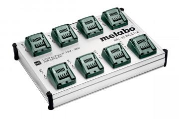 Metabo ASC 55 MULTI 8, 12 - 36 V, EU Rychlonabíjecí stanice 627093000