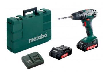 Metabo BS 18 (602207550) Akumulátorový vrtací šroubovák