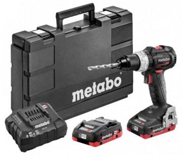 Metabo Akumulátorový vrtací šroubovák BS 18 LT BL SE 602367800