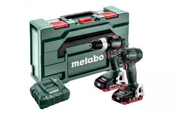 Metabo COMBO SET 2.1.12 18 V BL LiHD Akumulátorové stroje v sadě 685124000