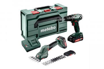 Metabo COMBO SET 2.2.5 18V Akumulátorové stroje v sadě 685186000