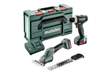 Metabo COMBO SET 2.3.2 12V Akumulátorové stroje v sadě 685188000